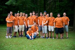 Photo of Camp Staff
