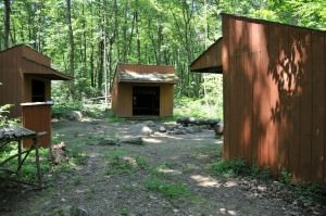 Photo of Camp Lean-To